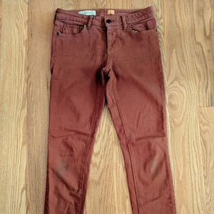 Pilcro for Anthropologie Stet Jeans